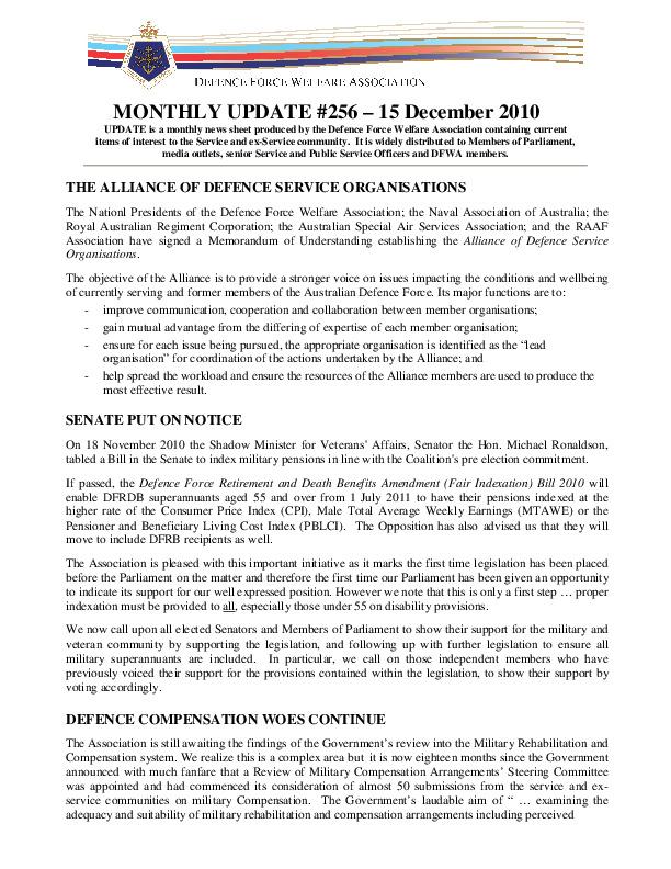 UPDATE 256 - 15 DECEMBER 2010.pdf