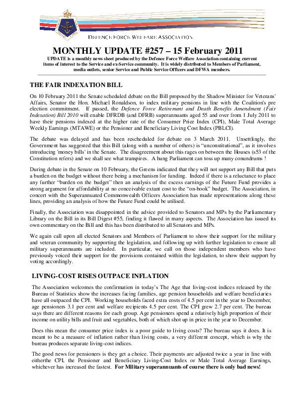 UPDATE 257 - 15 FEBRUARY 2011 _2_.pdf