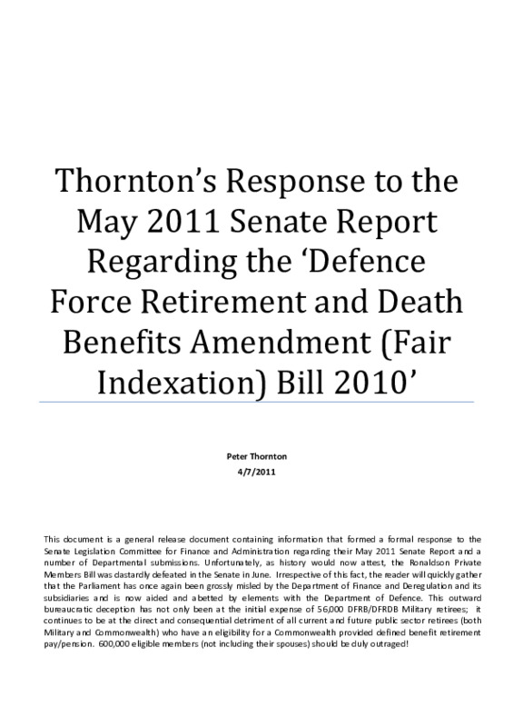 Thorntons Response to the May 2011 Senate Report - General Release Document.pdf