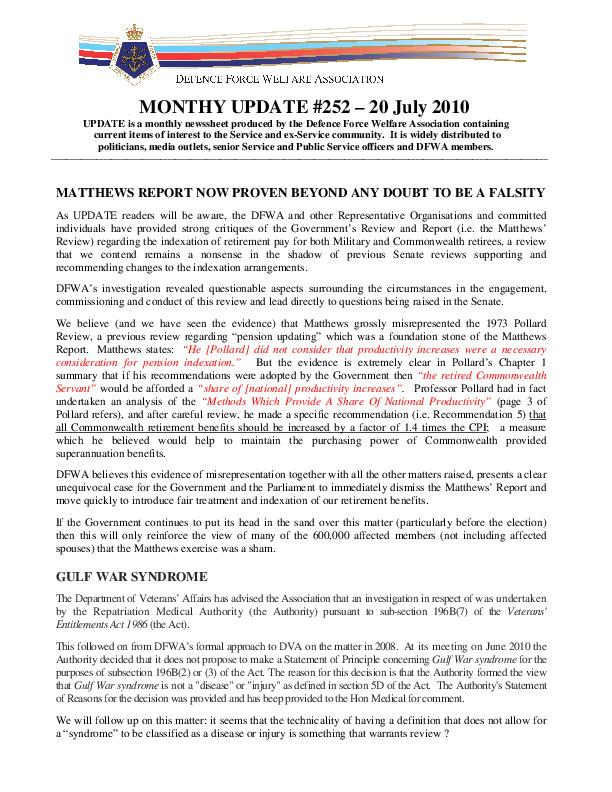 UPDATE 252 - 20 JULY 2010.pdf
