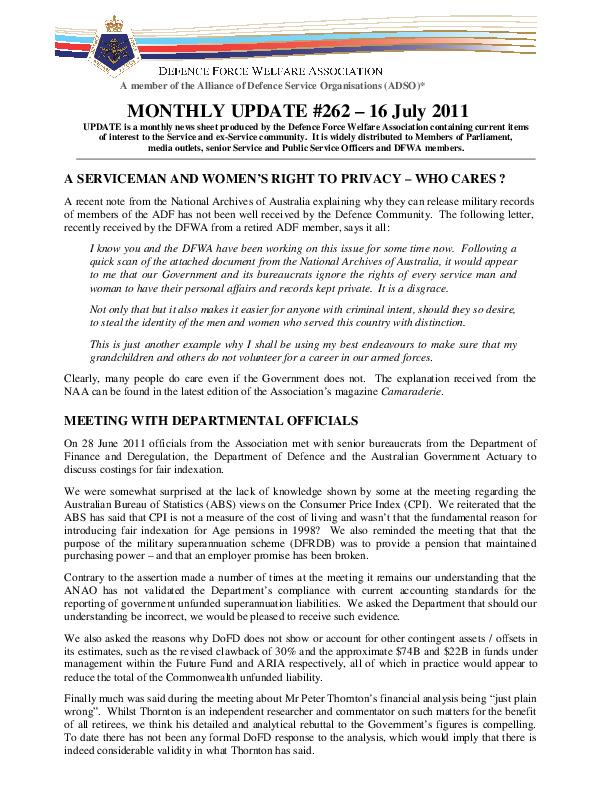 UPDATE 262 - 15 July 2011.pdf