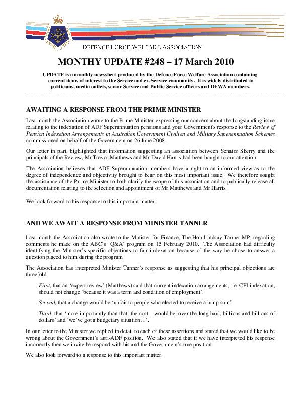 UPDATE 248 - 17 March 2010.pdf