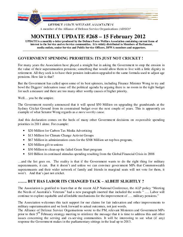 UPDATE 268 - 15 February 2012.pdf