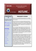 Qld Branch Newsletter - Hotline - March 2012