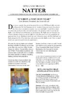 NSW Branch Newsletter - Natter - November 2012