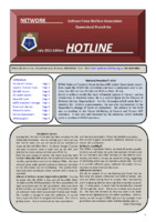 Qld Branch Newsletter - Hotline - July 2011